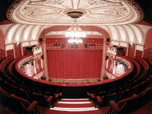 Grand Theatre Wolverhampton auditorium
